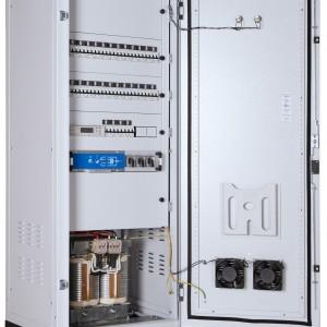Statik transfer switch li izole güç panosu
